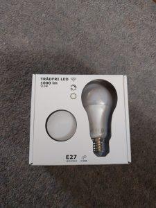 E27 LED Bulb + Dimmer